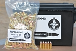 9mm 115 GR FMJ 250 Rounds